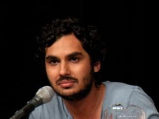 """""""Big Bang Theory""""-Star Kunal Nayyar bezeichnet sich als Nerd - Promi Klatsch und Tratsch"""