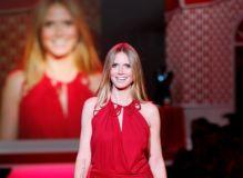 Umfrage: Heidi Klum ist in Sachen Pflege Vorbild der Deutschen