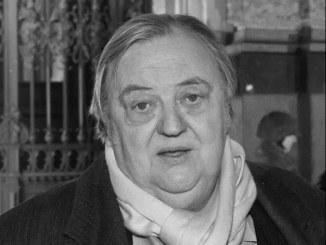 Schauspieler Dieter Pfaff ist tot - Promi Klatsch und Tratsch