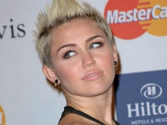 Miley Cyrus - 55th Annual GRAMMY Awards