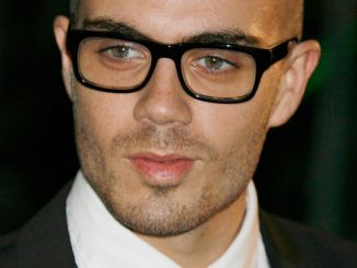 Max George - Spectacle Wearer of the Year 2011