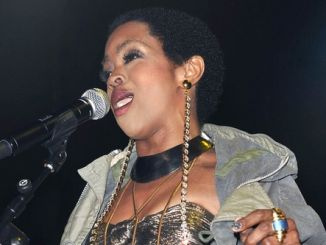 Lauryn Hill in Concert at Indigo O2 in London thumb
