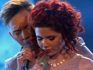 """DSDS 2013: Lisa Wohlgemuth & Erwin Kintop mit """"Stay"""" von Rihanna feat. Mikky Ekko - TV"""