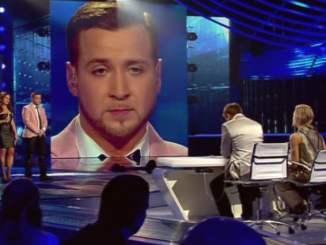 """DSDS 2013: Simone Mangiapane mit """"Bilder von dir"""" von Laith Al-Deen - TV News"""