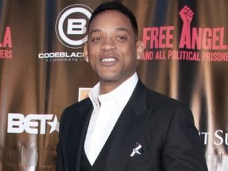 """Will Smith - """"Free Angela & All Political Prisoners"""" New York City Premiere"""