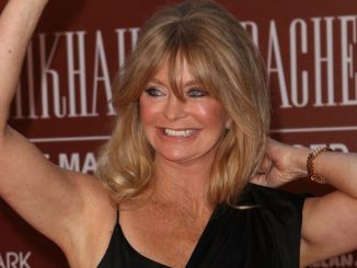 Goldie Hawn - Gorby 80 Charity Gala Concert in Honor of Mikhail Gorbachev's 80th Birthday