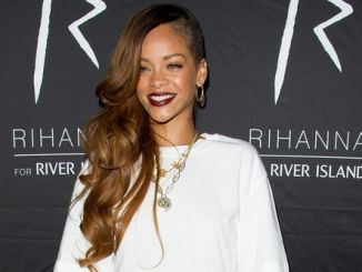 Rihanna for River Island Store Launch Afterparty