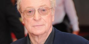 Michael Caine: Vater in Sorge!