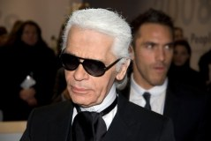 Karl Lagerfeld kritisiert weiterhin Adeles Figur