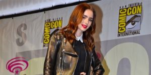 Jennifer Lawrence: Lily Collins schwärmt!