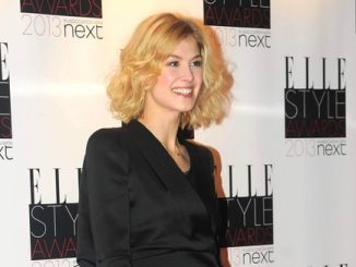 Rosamund Pike - Elle Style Awards 2013 - Arrivals