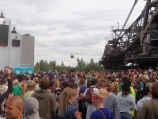 MELT-Festival geht ohne Zwischenfälle zu Ende - Musik News