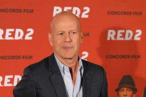"""Bruce Willis - """"Red 2"""" Germany Photocall"""