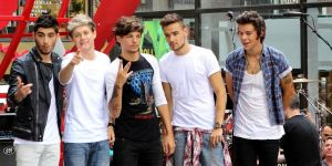 """""""One Direction"""": Simon Cowell wird guter Vater!"""