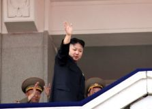 Nordkoreas Machthaber Kim Jong Un angeblich Vater geworden