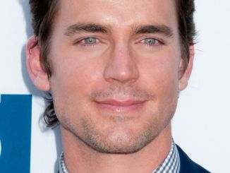 Matt Bomer - USA Network 2013 Upfront Event