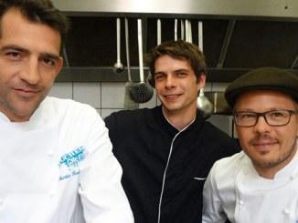 """""""Die Küchenchefs"""" im """"Restaurant Rembrandt"""" in Kevelaer! - TV"""