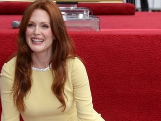 Julianne Moore - Julianne Moore Honored with a Star on the Hollywood Walk of Fame on October 3, 2013 thumb