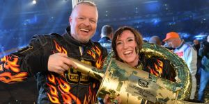 """""""Stock Car Crash Challenge 2013"""" – Axel Stein, Steffen Henssler und Joey Kelly dominieren den Abend!"""