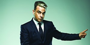 Robbie Williams: Hugh Jackman kann singen