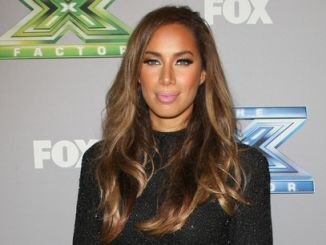 "Leona Lewis - FOX's ""The X Factor"" U.S. Season 3 Finale - Arrivals"