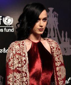 Katy Perry - 9th Annual UNICEF Snowflake Ball