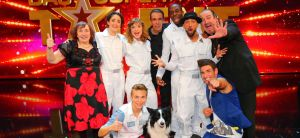 """""""Das Supertalent Finale 2013"""" - Robbie Williams adelt die Show!"""