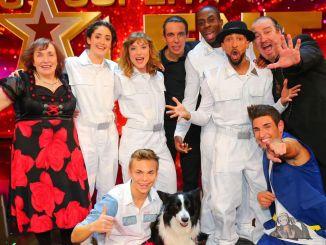 """""""Das Supertalent Finale 2013"""" - Robbie Williams adelt die Show! - TV"""