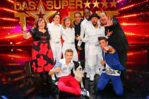 """Das Supertalent Finale 2013"" - Robbie Williams adelt die Show! - TV News"