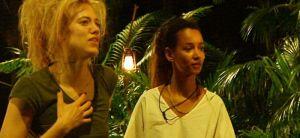 Dschungelcamp 2014: Gabby und der schwarze Schwanz!