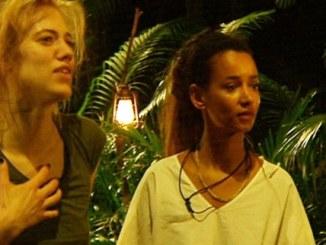 Dschungelcamp 2014: Gabby und der schwarze Schwanz! - TV