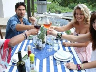 """Das perfekte Promi Dinner"" mit Jan Kralitschka, Mona Stöckli, Katharina Kuhlmann und Kim Sanders! - TV"