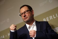 """Berlinale-Publikum feiert Lars von Trier für """"Nymphomaniac"""""""
