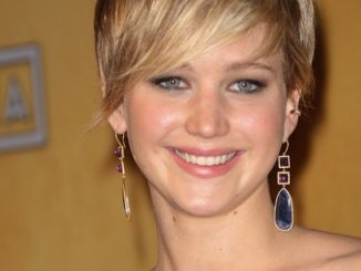 Jennifer Lawrence - 20th Annual Screen Actors Guild Awards - Press Room - The Shrine Auditorium - Los Angeles