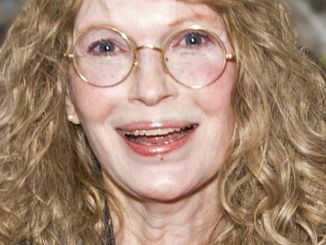 Mia Farrow - Time 100 Most Influential People in the World - Red Carpet Outside Arrivals