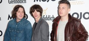 """Arctic Monkeys"": Neues Album 2018?"