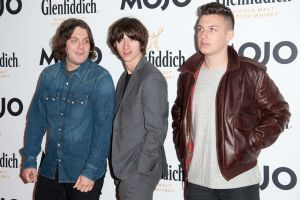 Arctic Monkeys - Glenfiddich Mojo Honours List 2011