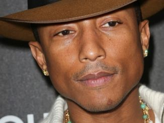 Pharrell Williams - The Hollywood Foreign Press Association and InStyle Miss Golden Globe 2014 Party - Arrivals