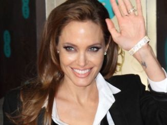 Angelina Jolie - EE British Academy Film Awards 2014