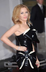 Kylie Minogue - BRIT Awards 2014