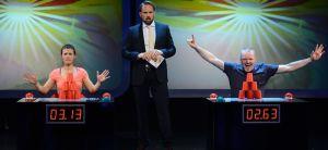 Schlag den Raab: Caroline chancenlos gegen Stefan Raab!