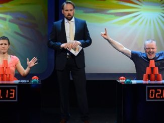 Schlag den Raab: Caroline chancenlos gegen Stefan Raab! - TV News