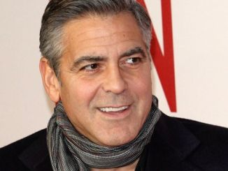 "George Clooney - ""The Monuments Men"" UK Premiere - Arrivals - Odeon Leicester Square - London"