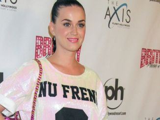 "Katy Perry - ""Britney: Pieces of Me"" Grand Opening at Planet Hollywood Las Vegas"
