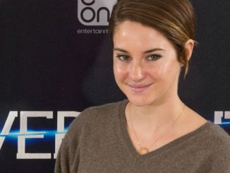 "Shailene Woodley - ""Divergence"" Madrid Photocall thumb"