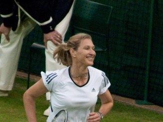 Steffi Graf nimmt nur noch selten Tennisschläger in die Hand - Promi Klatsch und Tratsch