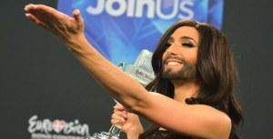 ESC 2014: Conchita Wurst gewinnt den Contest!