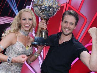 Alexander Klaws gewinnt Let's Dance 2014
