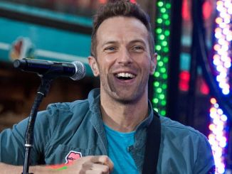 "Chris Martin - Coldplay in Concert on NBC's ""Today Show"" at Rockefeller Center"