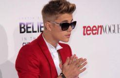 Justin Bieber und Selena Gomez reiten durch Kanada